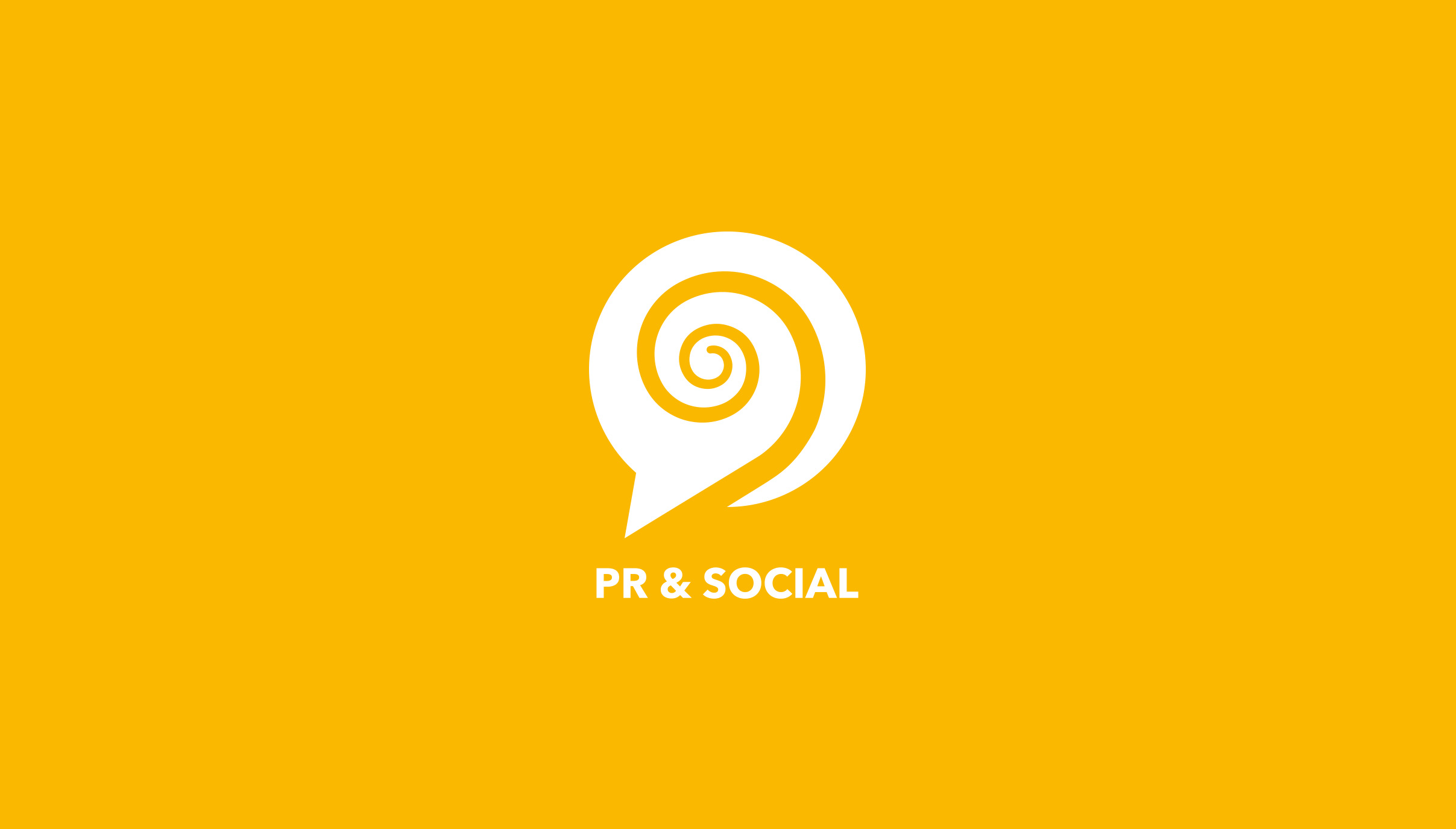 PR and Social